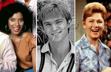 Phylicia Rashad, Richard Thomas ja Marion Ross