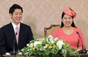 Japanin prinsessa luopuu tittelistään.