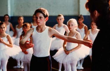 Billy Elliot oli balettia harrastava poika.