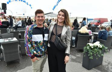 Sohvaperunoiden Jari Ja Sanna ovat erottamaton parivaljakko.