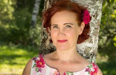 Eija-Liisa Pokki joutui pettymään rakkaudessa.