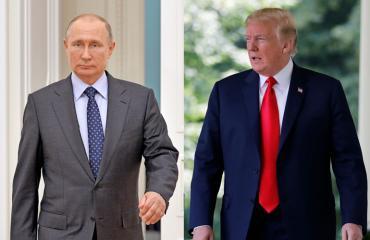 Trump ja Putin tapaavat Helsingissä.