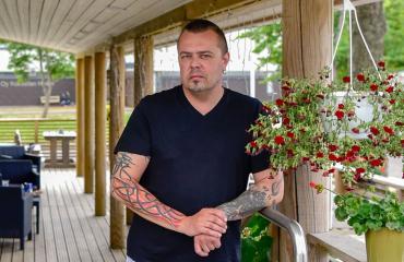 Janne Hurme perusti oman festivaalin.