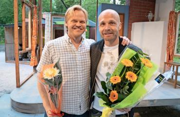 Otto Kanerva ohjasi näytelmän Juha Tapion lauluista.