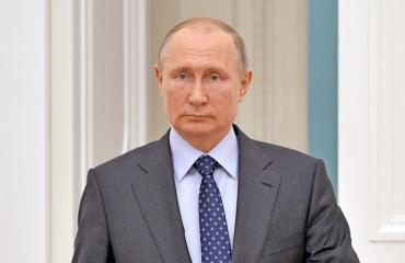 Putin tienaa vähemmän kuin Sauli Niinistö.