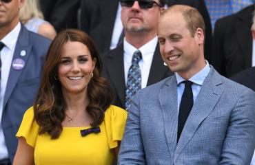 William ja Catherine toivovat lastensa innostuvan urheilusta jo nuorella iällä.