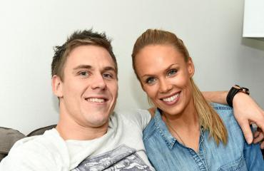 Jori ja Lotta Lehterä hankkivat mökkiparatiisin.