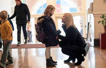 Isänmaan puolesta -sarjan Carrie luopuu huoltajuudestaan.