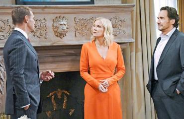 Brooke alkaa viihtyä Thornen kanssa Kauniit ja rohkeat -sarjassa.