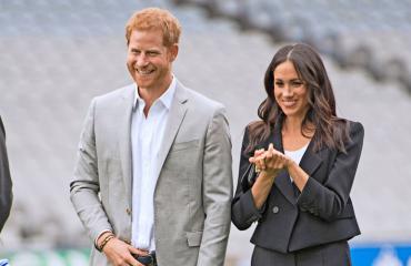 Prinssi Harry ja Meghan Markle saivat hulppean häälahjan.