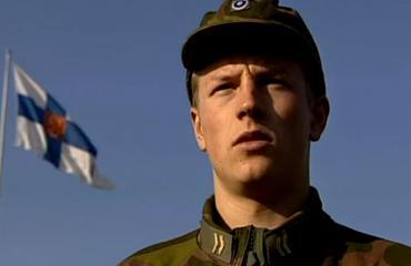 Kimi Räikkönen armeijassa