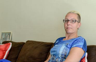 Laura Nurminen tavoittelee unelmaansa, mutta terveys petti.
