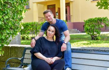 Petri Hervanto ja Tiina Räsänen ovat uudelleen yhdessä.