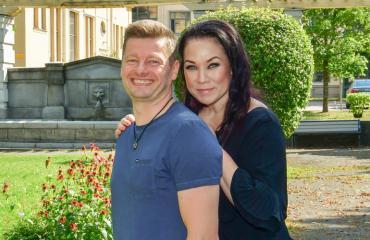 Petri Hervanto ja Tiina Räsänen ovat toista kertaa naimisissa.