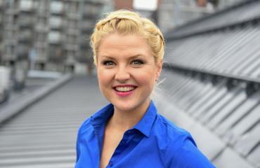 Helmi-Leena Nummela on uusi Putous-tähti.