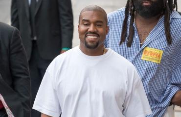 Kanye vieraili Jimmy Kimmelissä.