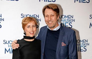 Martti Suosalo ja Virpi Suutari maksoivat mökistään 200 000 euroa.