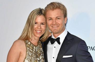 Nico Rosberg ja vaimo viettivät laatuaikaa.
