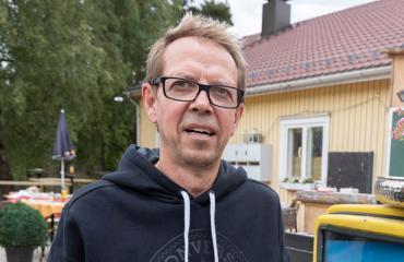 Pasi Tamminen on entinen festarijärjestäjä.