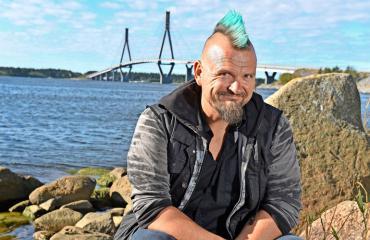 Klamydian Vesku Jokinen kertoo nuoresta rakkaastaan.