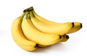 Huumeet oli kätketty banaanilastiin.
