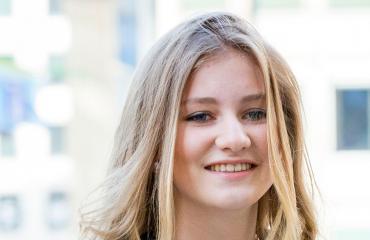 Belgian kruununprinsessa Elisabeth