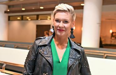 Heidi Sohlberg on kranttu miesten suhteen.