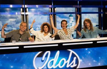 Idols-tuomarit