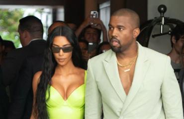 Kim ja Kanye