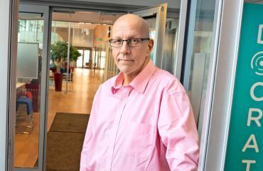 Jarmo Pellinen sairastui syöpään.
