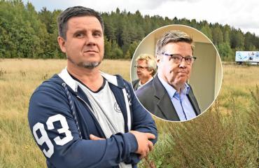 Kenneth Väyrynen on Jari Aarnion naapuri.
