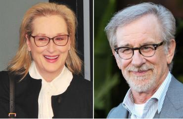 Meryl Streep ja Steven Spielberg