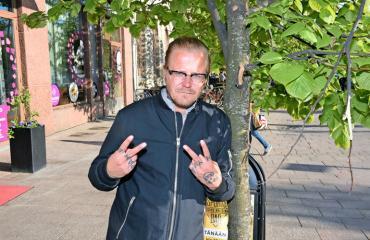 Wallu Valpio nähdään Selviytyjät-ohjelmassa.