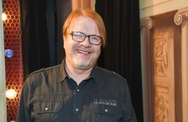 Heikki Silvennoinen muutti avoliittoon rakkaansa kanssa.