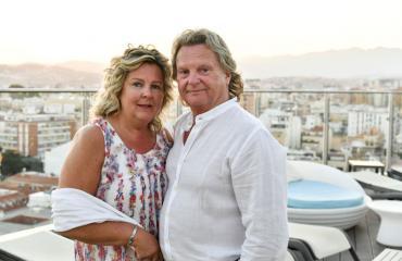 Pepe Willbergin ja Pauliina Visurin suhde alkoi salaisesti.