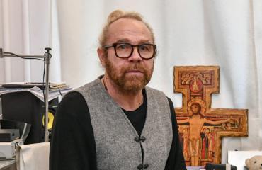 Jussi Parviaisen seurue herätti pahennusta.