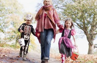 Halloween voi johtaa pidätykseen.