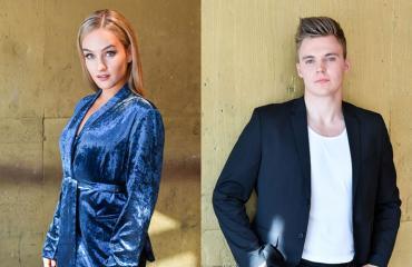 Nelli Matulan kanssa heilasteleva Elias Kaskinen on mieltynyt julkkiskaunottariin.