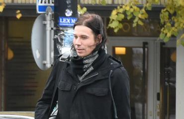 MIka Haapasalo vietti hotelliyön kaunottaren kanssa.