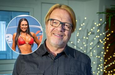 Heikki Silvennoisen Jasmi-rakas on julkkismiesten mieleen.