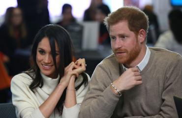 Prinssi Harry ja Meghan