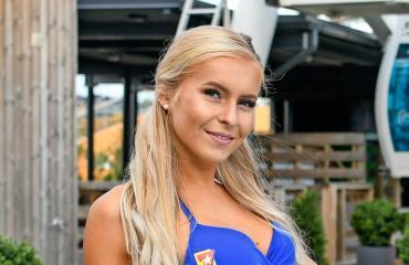Alina Voronkova elää etäsuhteessa.