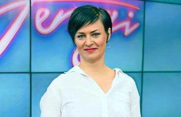 Lotta Lehtikari opiskeli terapeutiksi.
