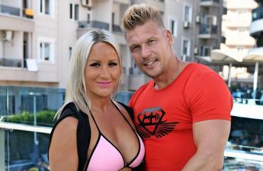 Rita Niemi-Manninen ja Aki Manninen