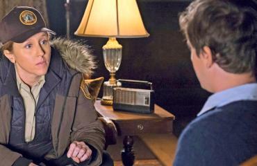 Bates Motelin Norman tapaa uuden sheriffin.