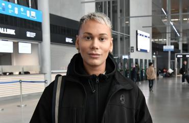 Joni Virtanen kävi leukaleikkauksessa.