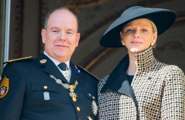 Monacon hallitsijapari Albert ja Charlene