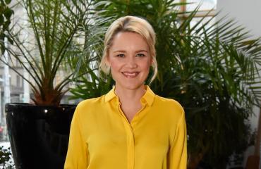 Elokuvan kuvaukset veivät Anna-Maija Tuokon Kiinaan asti.