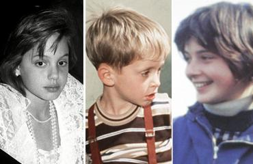 Angelina Jolis, Michael Douglas, Isabella Rossellini