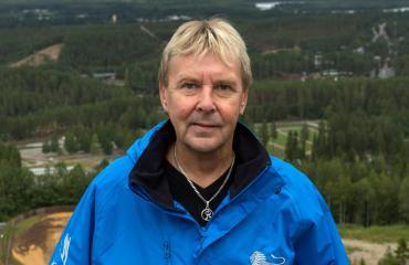 Matti Nykänen rellesti Kanarialla.